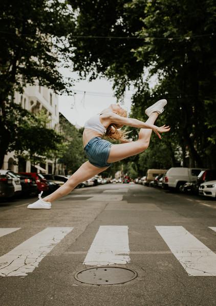 dance photography budapest nagymező street