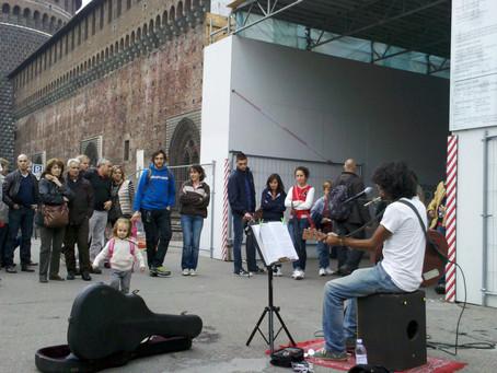 La mia piccola Odissea (Milano)