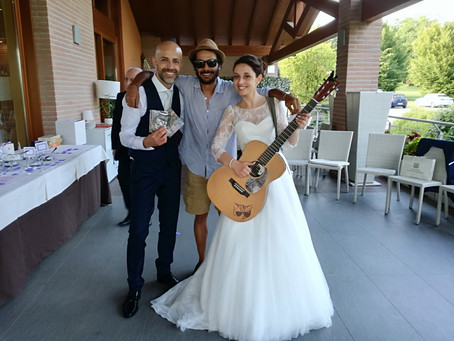 Matrimonio Francesca & Daniele (Varese)
