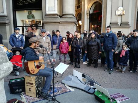 Ultime suonate dell'anno (part 3 - Milano)