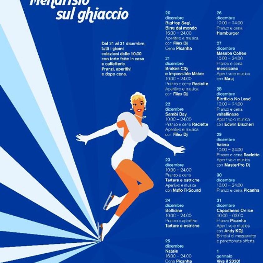 """Live @ La Capannina, """"Mendrisio sul ghiaccio"""" - Mendrisio (Svizzera)"""