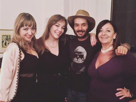 Compleanno di Mariagrazia (Milano)