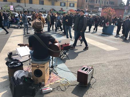 Scalare una montagna (Milano)
