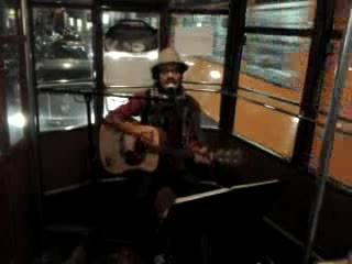 2012 Compleanno sul tram