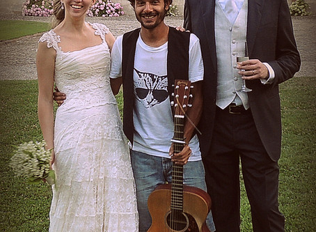 Matrimonio Camilla & Stefano (Paderna)