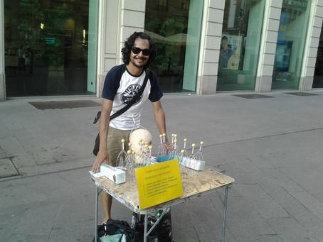 Un giorno da ambulante (Milano)