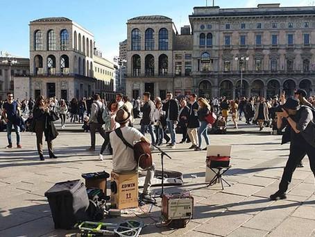 Baciato dal sole (Milano)