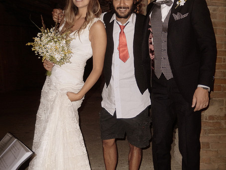 Matrimonio Marina & Lorenzo (Paderna)