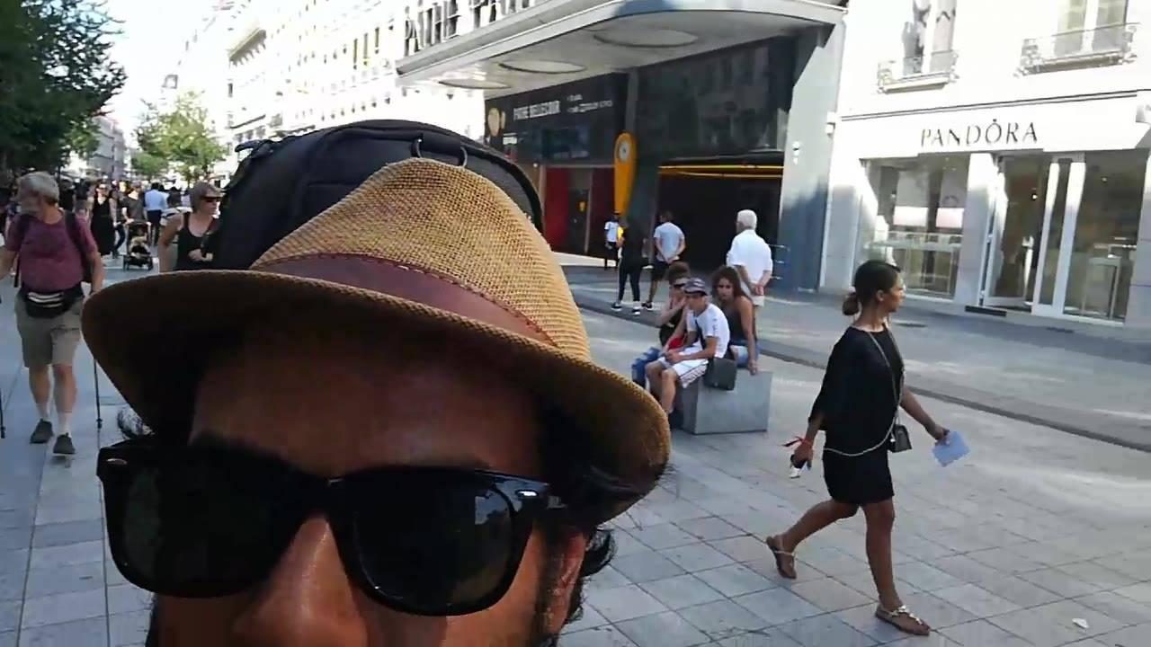 25/07/2018: giunti a Lione!