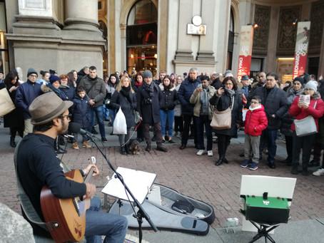 Ultime suonate dell'anno (part 2 - Milano)