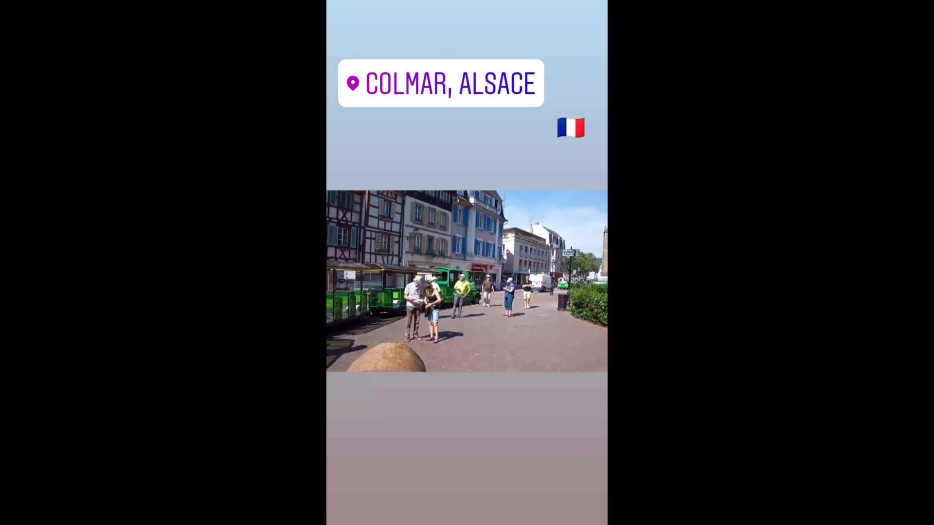 18/06 - Day 2 - Colmar