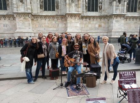 Addio al nubilato #1 (Milano)