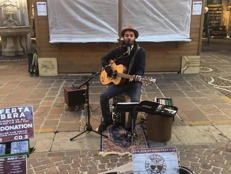 Natale di strada (Brescia/Iseo)