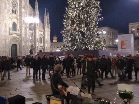 Ultime suonate dell'anno (part 1 - Milano)