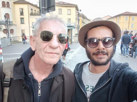 L'uomo della strada (Monza)