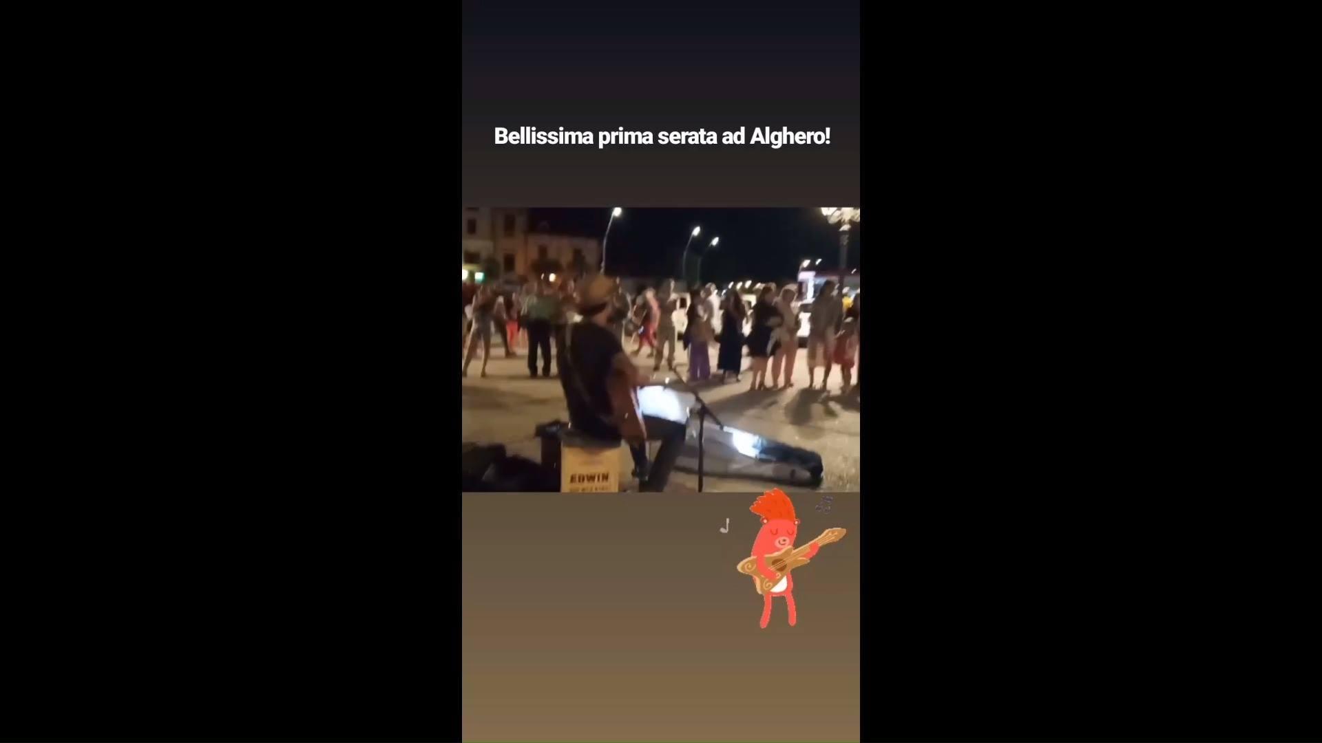 13/07 - Day 1 - Alghero (SS)