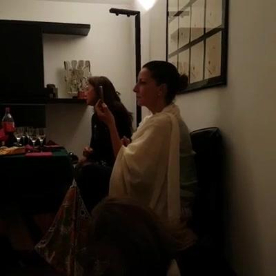 "2016 ""Hotel California"" live @ Mariagrazia's House"