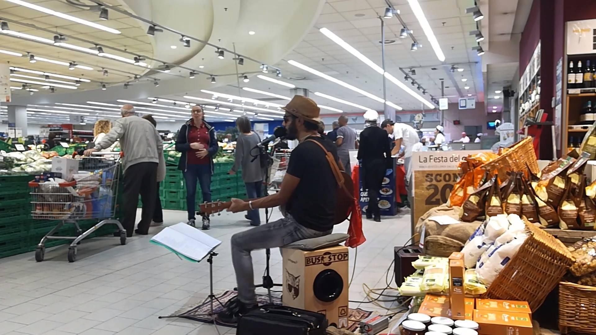 14/10/2017 Il Pescatore - Edwin One Man Band - Coop di Opera