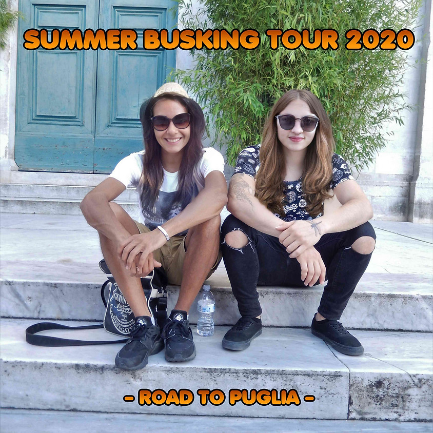 SUMMER BUSKING TOUR 2020