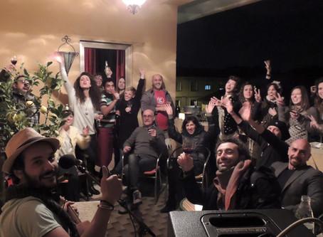 Festa a casa di Federica (Cesano Maderno)