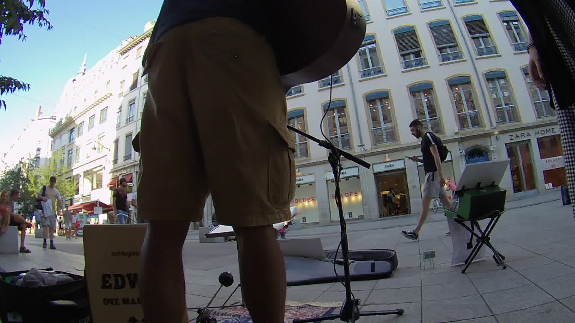 26/07/2018: Jam Session in Lyon