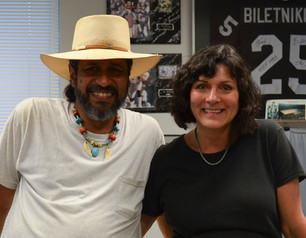 Keith and Susan Ortiz Promote Healing