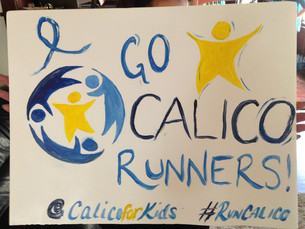 CALICO joins the 2016 Oakland Running Festival