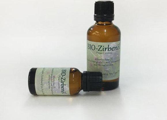 Biologisches Zirbenöl ab