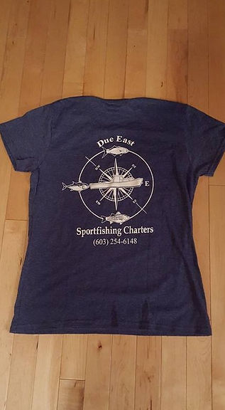 Due East Womens T-shirts