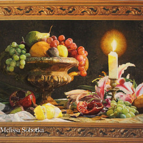 Rembrandt's Repast