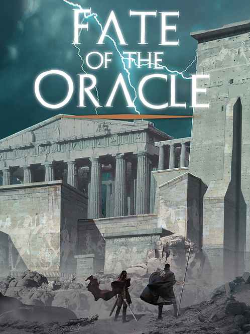 Fate of the Oracle Adventure PDF