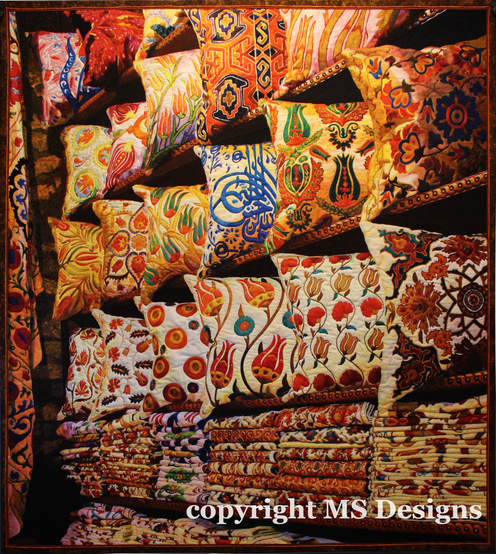 Silk Road Sampler