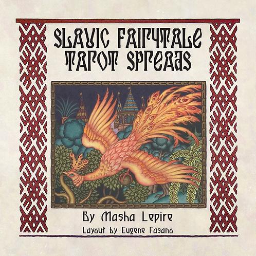 Slavic Fairytale Tarot Book