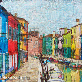 Burano After the Rain