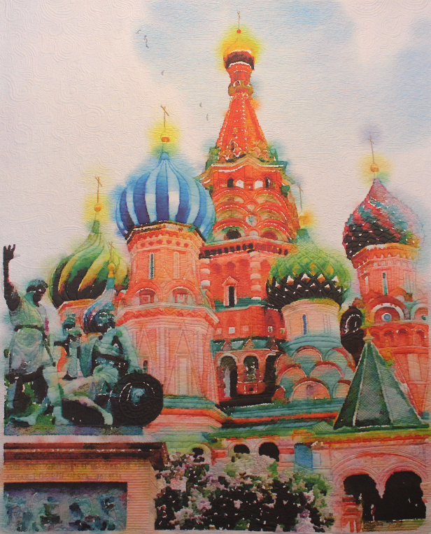 Natalia's Russia