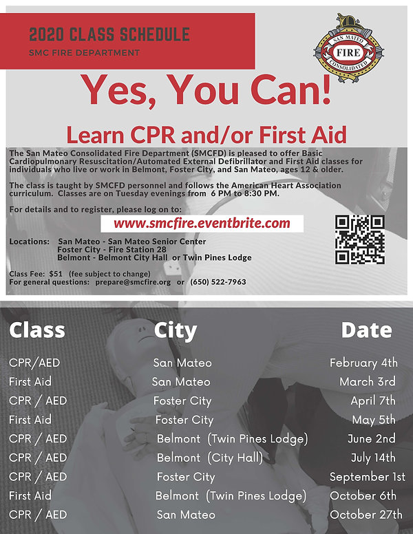 2020 CPR & First Aid Class Schedule (4).
