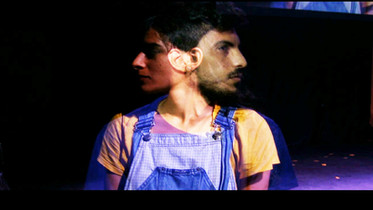 At Home in Gaza and London, Battersea Arts Centre, 2018