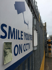 Mishandled Archive, 'Smile', Day 8