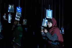 Tara Fatehi Irani, Mishandled Archive, Darbast Platform (2018), © Mehrdad Motejalli