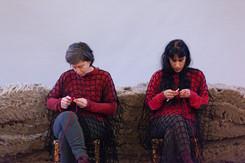 Always Already, Karen Christopher and Tara Fatehi Irani, © Jemima Yong