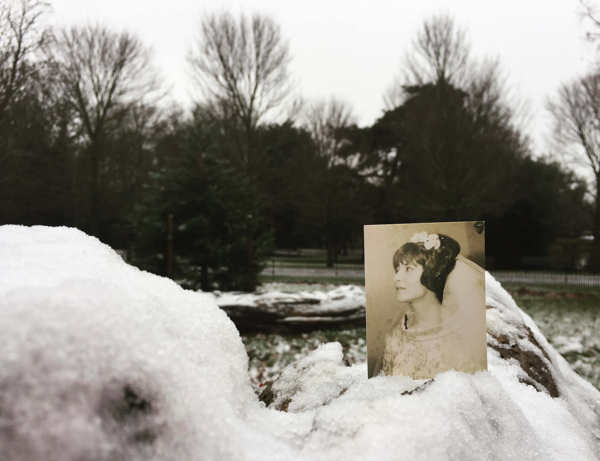 Mishandled Archive, Day 344, 'For the Snow Whites to Come', © Tara Fatehi Irani.