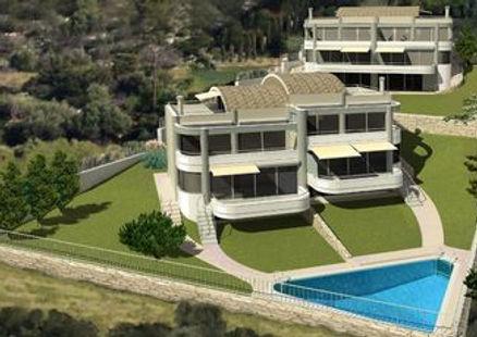 Luxury villa near Athens