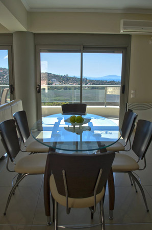 Real estate for sale with views in Schinias beach, Athens