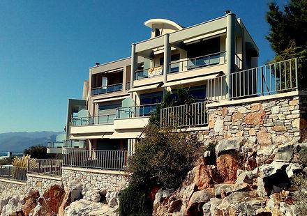 Luxury villa in Schinias