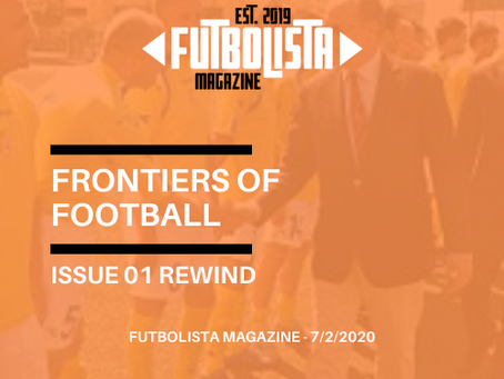FRONTIERS OF FOOTBALL