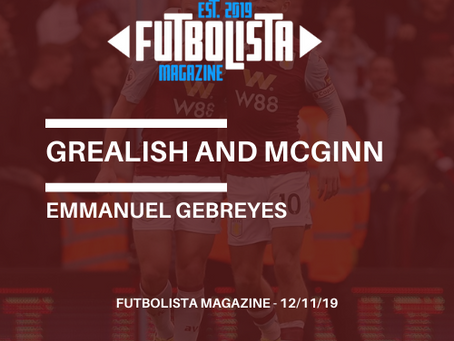 GREALISH AND MCGINN