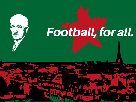 Red Star Paris - Football, for all