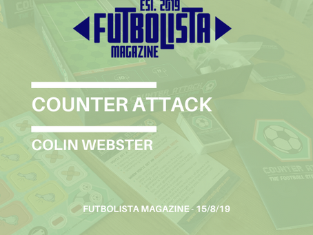 COUNTER ATTACK - THE FOOTBALL STRATEGY GAME
