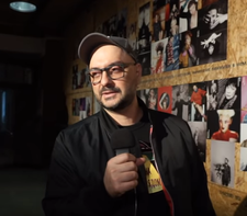 Quarantine : tips from Kirill Serebrennikov
