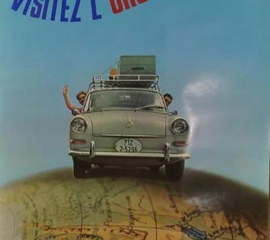 Petit guide touristique de vacances dissidentes